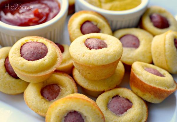 homemade-mini-corn-dog-muffins-hip2save