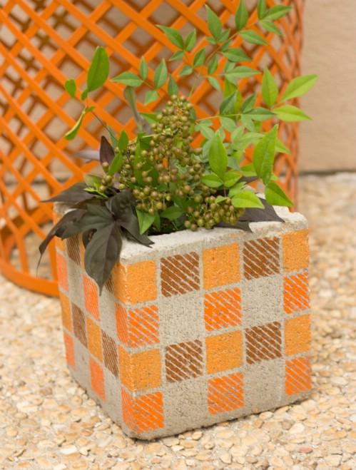 Concrete-Vase